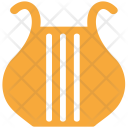 Harp Lyre Instrument Icon