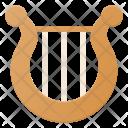 Harph Music Instrument Icon