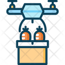 Harvestv Harvest Drone Icon
