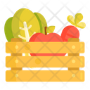 Harvest Nature Agriculture Icon