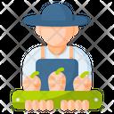 Harvest Agriculture Farm Icon