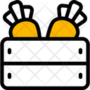 Harvested Vegetable Icon