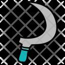 Harvesting Tool Knife Icon