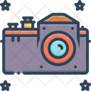 Hasselblad Camera Technology Icon