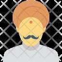 Hat Hindu Avatar Icon