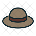 Brim Summer Accessory Icon