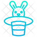 Hat Rabbit Rabbit Magicaian Icon