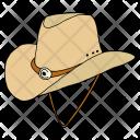 Hat Cap Cowboy Icon