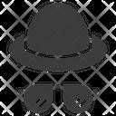 Sunglasses Summer Vacation Icon