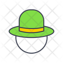 Hat Elf Leprechaun Icon