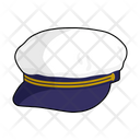Sailor's cap Icon