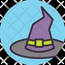 Hat Hocuspocus Witchcraft Icon