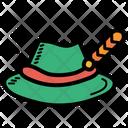 Cap Oktoberfest Bavarian Icon