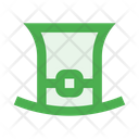 Hat Leprechaun Icon