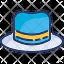 Hat Wizard Gentleman Icon