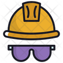 Carpenter Hat Safety Icon