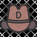 Hat Cowboy Hat Cap Icon