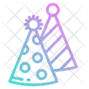 Hat Party Fun Icon