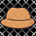 Hat Floppy Hat Headwear Icon