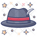Hat Headpiece Headgear Icon