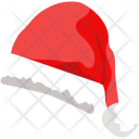 Hat Ornament Santa Icon