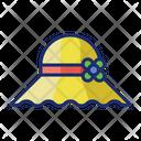 Hat Cap Gir Hat Icon