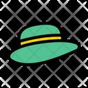 Hat Cap Style Icon