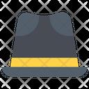 Cap Detective Hat Icon
