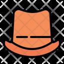Hat Travel Photography Icon