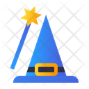 Hat Witch Magic Icon