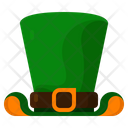Hat Leprechaun Cap Icon