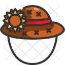 Hat Spring Summer Icon