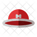 Hat Millinery Accessories Icon