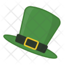 Hat Green Buckle Icon