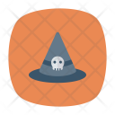 Hat Witch Cap Icon