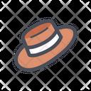 Hat Cap Round Hat Icon