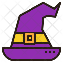 Hat Scary Wizard Icon
