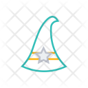 Hat Witch Halloween Icon