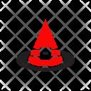 Hat Cap Wizard Icon