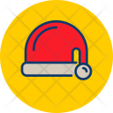 Cap Christmas Wool Icon