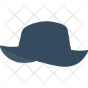 Hat Floppy Headgear Icon