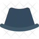 Hat Trilby Mens Icon
