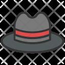 Hat Cowboy Cowgirl Icon