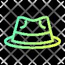 Hat Fedora Headwear Icon
