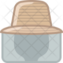 Hat Head Protection Icon