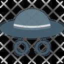 Hat Floppy Hat Headgear Icon