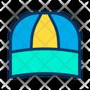 Cap Mens Cap Mens Hat Icon