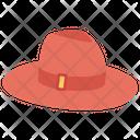 Headgear Ladies Hat Head Safety Icon