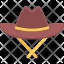 Hat Bandit Bandits Icon