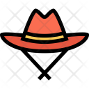 Hat Gang Crime Icon